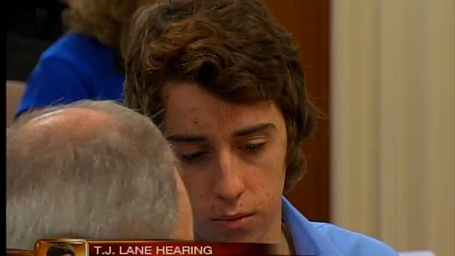 4:30: TJ Lane to appear in court Monday