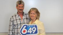 Canadian couple win lottery for third time
