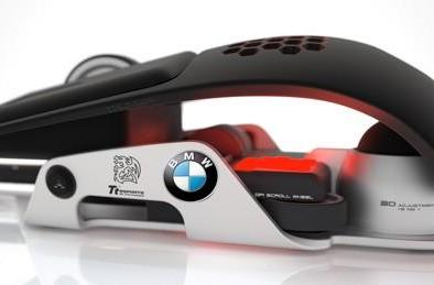 BMW and Thermaltake's Level 10 M gaming mouse is real, costs $100