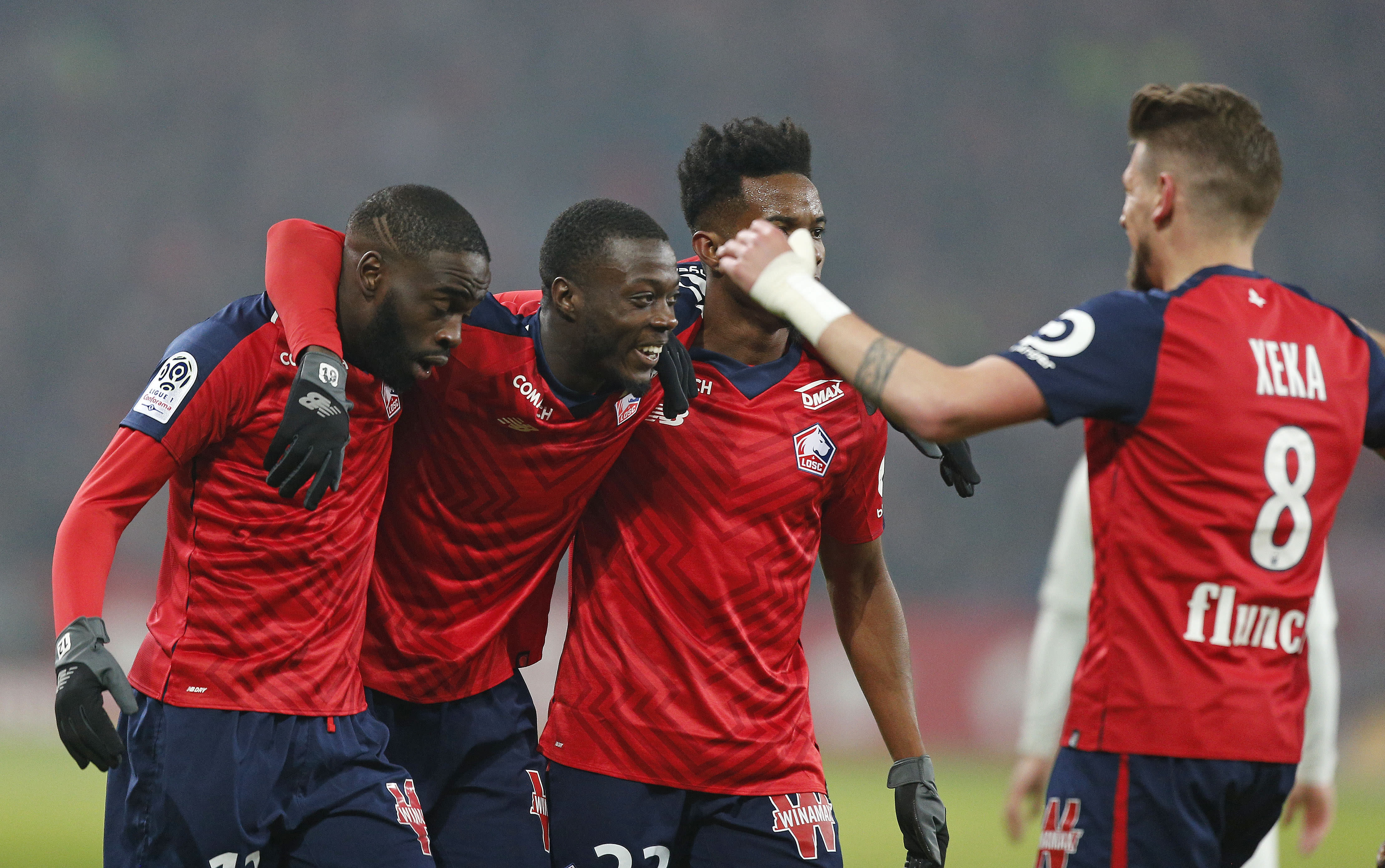 Psg Again Fails To Seal French Title After Crushing 5 1 Loss