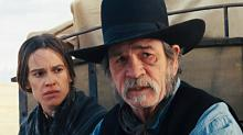 Exclusive Trailer: Hilary Swank Is Noble in 'The Homesman'
