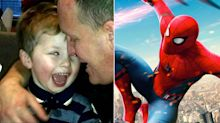 Grieving family refused permission for Spider-Man headstone
