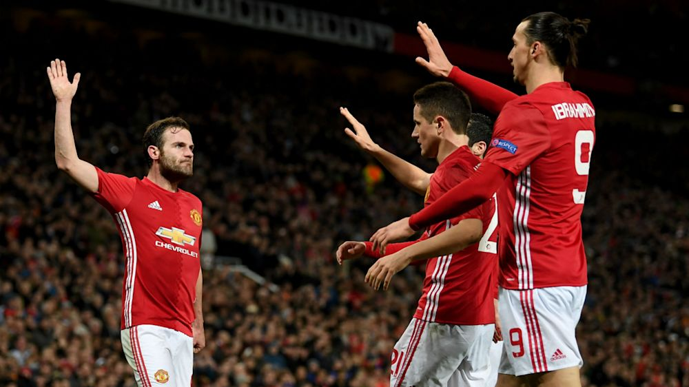 Man United want Champions League spot – Mata eager for Europa success