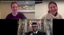 John Krasinski Sets 'Some Good News' Format Deal With ViacomCBS