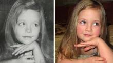 Los genes hacen maravillas y estas fotos de familia lo demuestran
