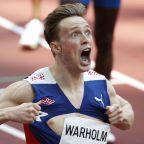 Olympics-Athletics-Warholm world record astonishes, more long jump drama