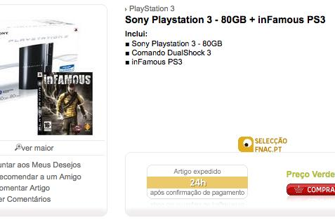 European retailer hacks €100 from PlayStation 3 in run-up to gamescom
