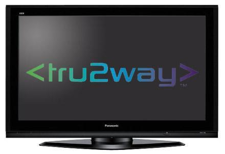 Panasonic lone TV manufacturer signed up for tru2way Developers' Conference