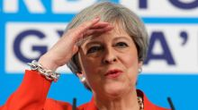 May's election lead falls to 14 points as Labour draws support - ICM