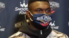 Basket - NBA - ZionWilliamson (New Orleans Pelicans): «Je respecte Giannis Antetokounmpo»