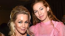 Jennie Garth and daughter Luca Bella to star in Lifetime movie Your Family or Your Life
