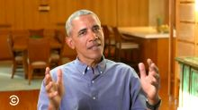 Barack Obama clarifies his criticism of 'defund the police': 'Not the point I was making'