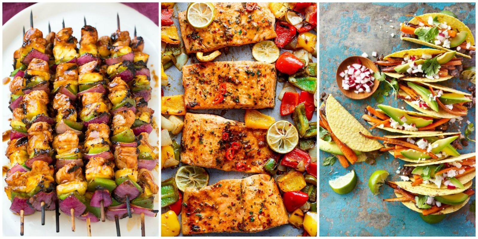 12 Summer Dinner Ideas For All Your Outdoor Parties