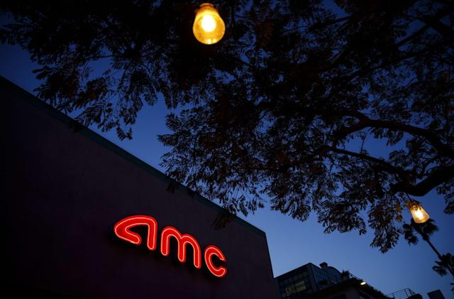 AMC is selling movie tickets on Facebook