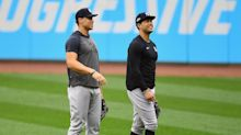 Rays Broadcaster Suggests Team Would Want to See Leg Injuries for Aaron Judge and Giancarlo Stanton