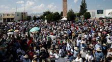México dice logra acuerdo con EEUU para cumplir con tratado bilateral de agua