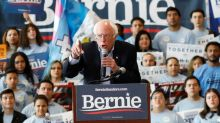 Sanders says presidential rival Bloomberg will not excite voters
