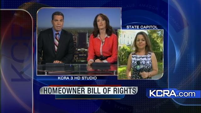 Homeowner Bill of Rights passed