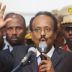 Somalis celebrate after election of former U.S. state worker as president