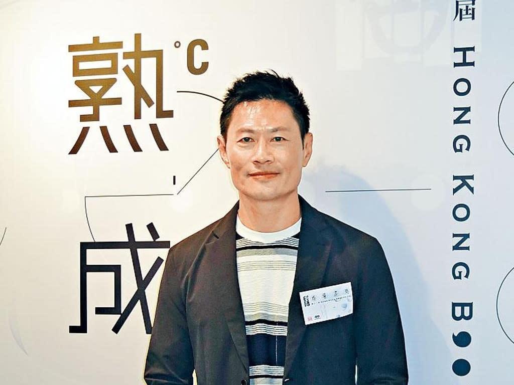 Kenny Wong gets more film jobs post-TVB