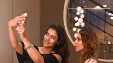 PHOTO: Kajol's candid selfie with Gauri Khan will bring a smile on your face