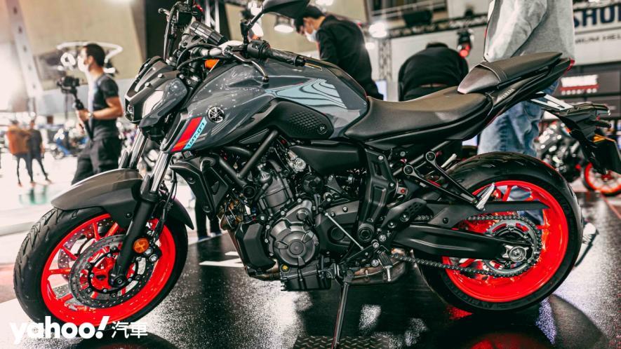 嶄新的黑暗家族第三世代!Yamaha全新2021 MT-09、MT-07正式發表! - 15