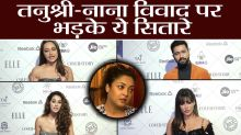 Tanushree Dutta Nana Patekar Controversy: Bollywood's REACTION over the row; Watch Video