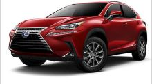 Lexus NX 300h revealed in India with starting price of Rs 60 lakh; launch in January