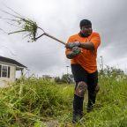 The Latest: Zeta weakens into a tropical storm over Alabama