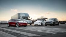 Why Tesla Stock Fell on Monday