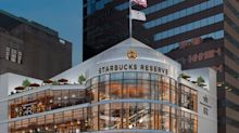 The New 4-Story Coffee-Lover's Paradise Every Starbucks Fan MUST Visit!