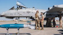 US airmen in Florida practiced getting the A-10 Warthog ready to fight any time, any place
