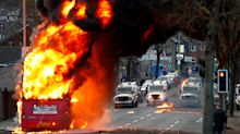 Wave of violent protests in Northern Ireland brings back bitter memories of 'the troubles'