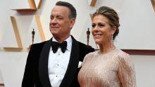 Tom Hanks shares first coronavirus health update since returning home from Australia with Rita Wilson