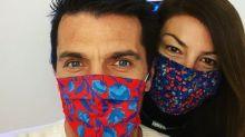Buffon e Ilaria D'Amico, il giallo delle nozze segrete