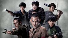 Review: 'Zombie Fighters' is more funny and emotional than scary
