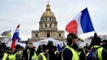"""Neue Proteste der """"Gelbwesten"""" in Frankreich"""