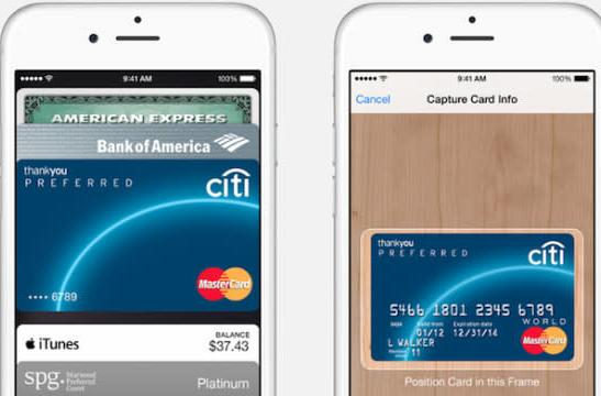 Apple Pay works in overseas (if you pretend you're in America)