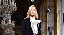 Lanvin Features Karlie Kloss and Lots of Sparkle