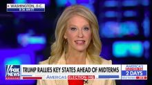 Kellyanne Conway Calls Hillary Clinton 'The Queen Of Abortion' On 'Fox & Friends'