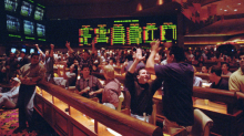 Legalized sports gambling just got one step closer