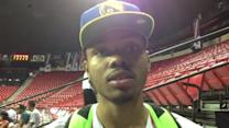 """Kent Bazemore: """"Everything's starting to pay off"""""""