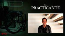 """Mario Casas se lanza de lleno con su primer villano en 'El Practicante': """"Estaba siempre en personaje, en lo físico y emocional"""""""