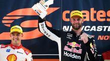 Van Gisbergen stripped of win in massive title blow