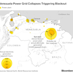Venezuela's Bid to Revive Key Power Plant Hits a Snag