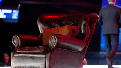 Goodell's draft chair gets seat in Hall of Fame