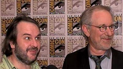 Comic-Con 2011: What Do Steven Spielberg And Peter Jackson Geek Out Over?