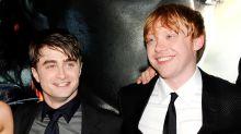 'Harry Potter' star Daniel Radcliffe feels 'weird' that Rupert Grint has become a father