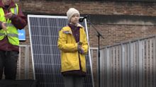 Greta Thunberg to climate activists in Bristol: We have to be the adults