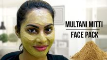 Easy & Quick DIY Multani Mitti Face Pack For Acne! | Boldsky
